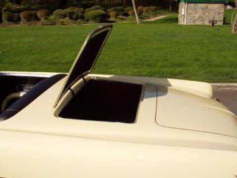 Dodge Firearrow convertibile