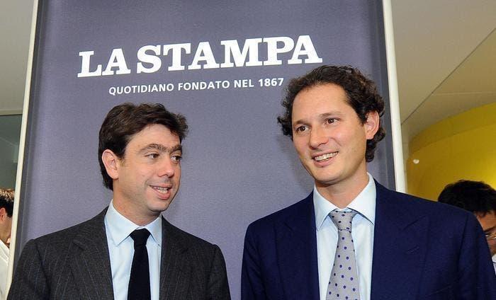 FCA Famiglia Agnelli