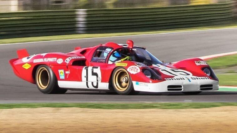 Ferrari 512 S 1970 Imola