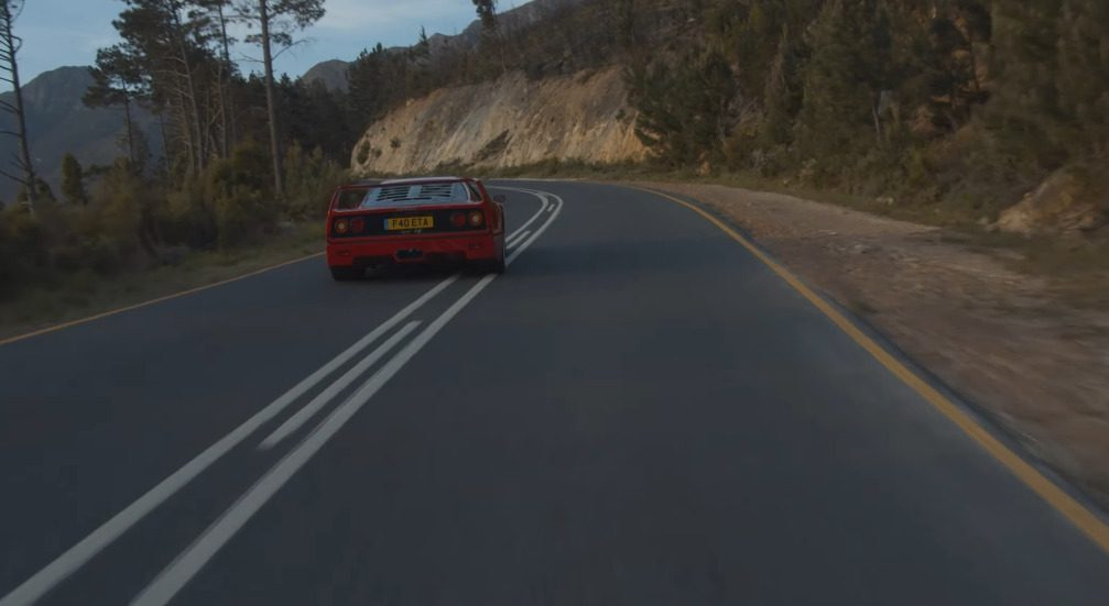 Ferrari F40 Cars.co.za
