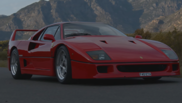 Ferrari F40 Cars.co.za