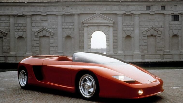 Ferrari Mythos - 1