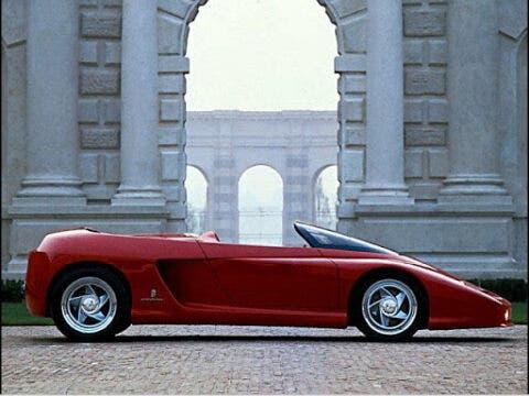 Ferrari Mythos - 2