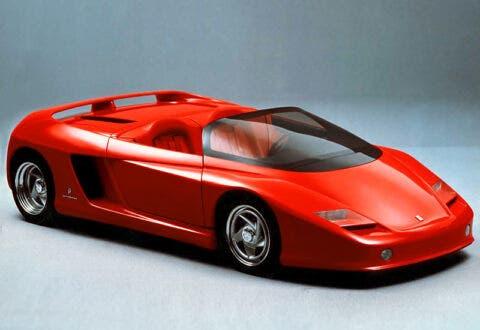Ferrari Mythos - 3