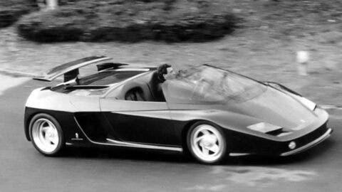 Ferrari Mythos - 5
