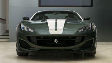 Ferrari Portofino Dark Green