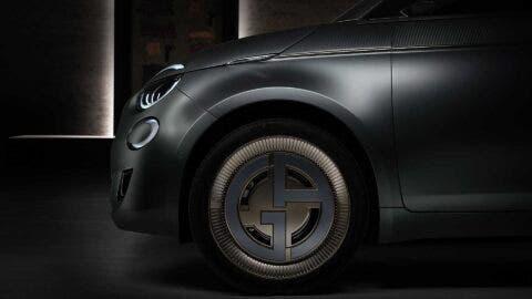 Fiat 500 Elettrica Giorgio Armani