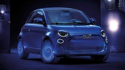 Fiat 500 Elettrica Kartell