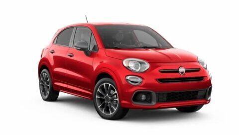 Fiat 500X Pop Sport Appearance
