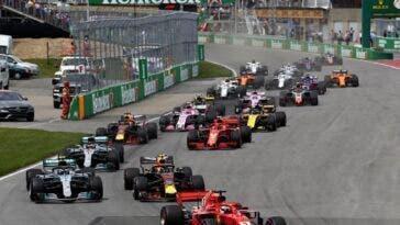 Formula 1 GP Canada