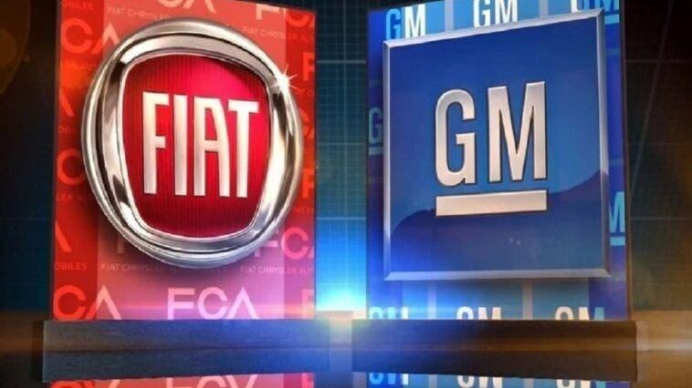General Motors e Fiat Chrysler