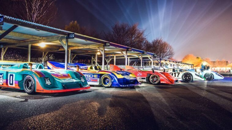 Goodwood Festival of Speed 2020 coronavirus