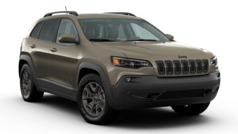 Jeep Cherokee North Edition