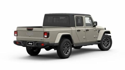 Jeep Gladiator Overland Truck of the Year pack