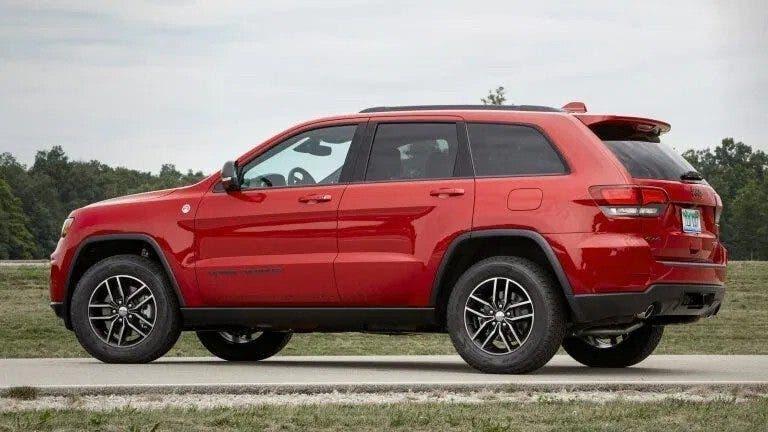 Jeep Grand Cherokee 2020 ProTech