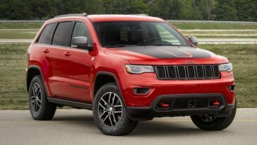 Jeep Grand Cherokee 2020 ProTech