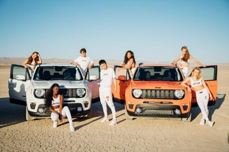 Jeep Now United partnership