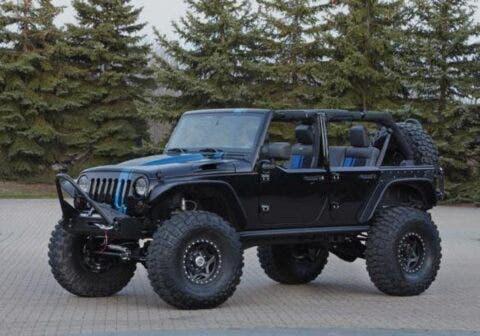 Jeep Wrangler Apache