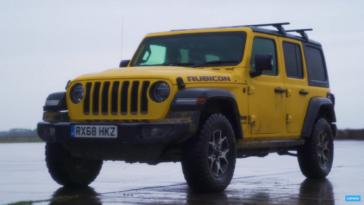 Jeep Wrangler Rubicon Carwow