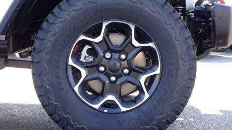 Jeep Wrangler Rubicon Recon Bright White
