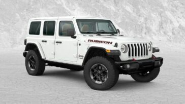 Jeep Wrangler Unlimited Rubicon Edición Deluxe 2020