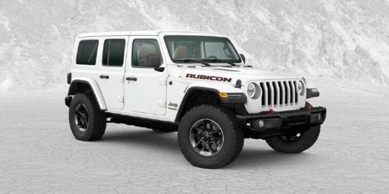 Jeep Wrangler Unlimited Rubicon Edición Deluxe 2020