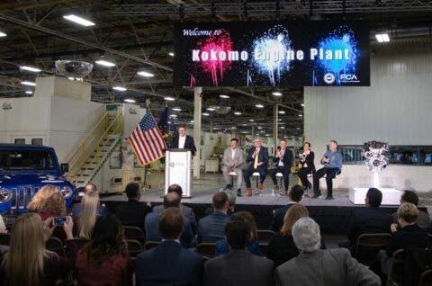 Kokomo Engine Plant FCA