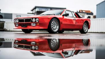 Lancia 037 Stradale 1981 asta