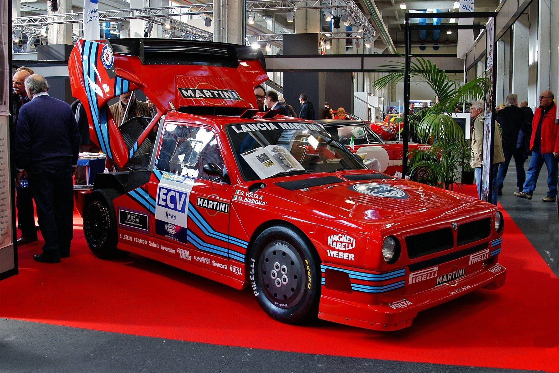 Lancia Delta ECV