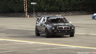 Lancia Delta HF Integrale Evo II Sartori Racing