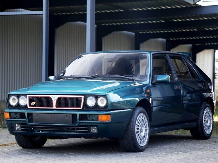 Lancia Delta HF Integrale Evoluzione 1992 asta