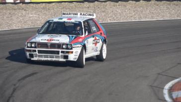 Lancia Delta HF Integrale Martini