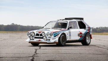 Lancia Delta S4 Corsa Gruppo B