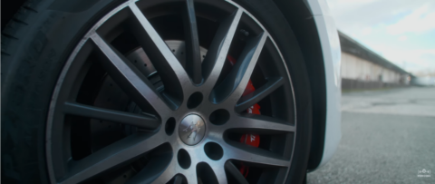 Maserati Ghibli S Q4 Track Day