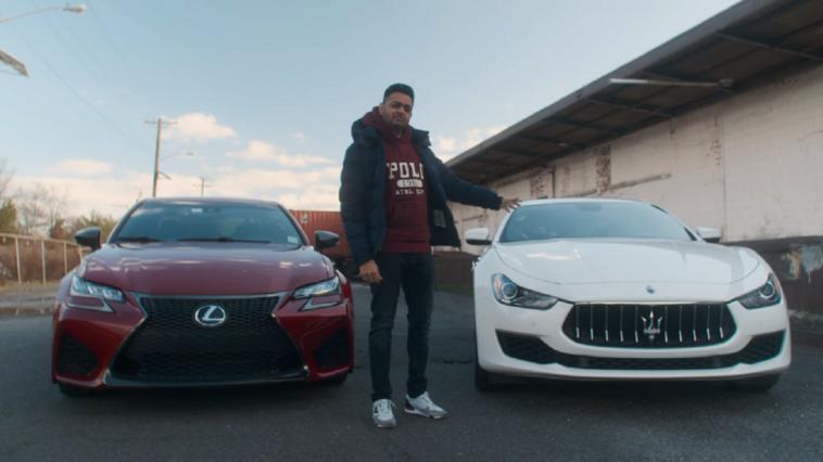 Maserati Ghibli S Q4 vs Lexus GS-F Track Day