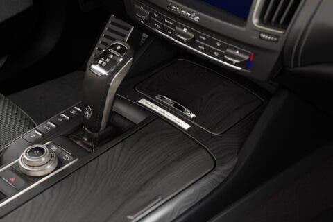 Maserati Levante S Zegna Pelletessuta