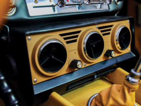 Maserati Mistral Spyder 1967 asta