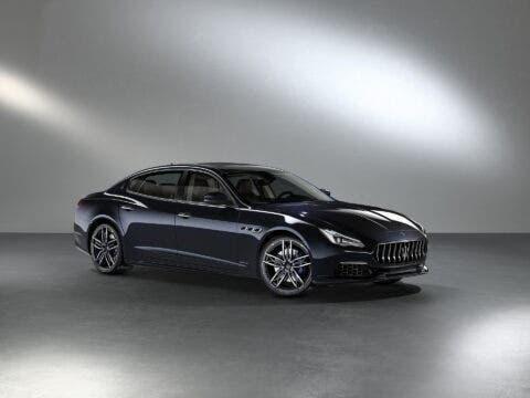 Maserati Quattroporte S Zegna Pelletessuta