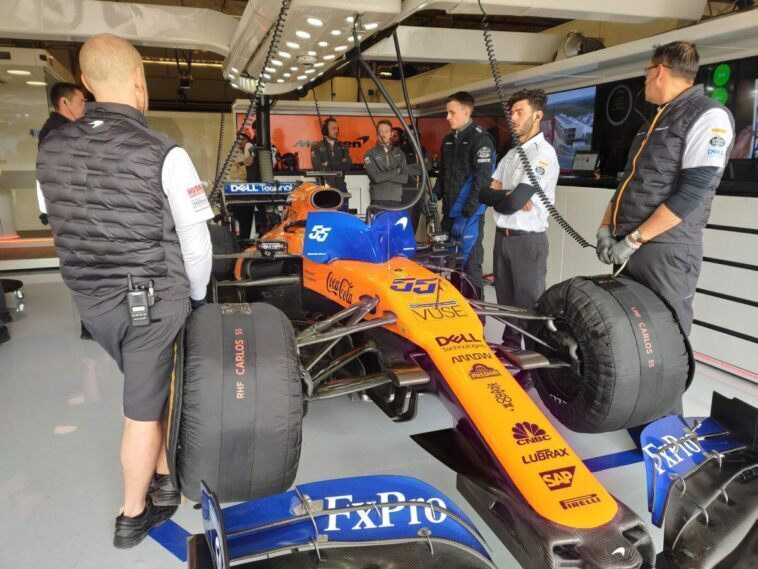 Emergenza Coronavirus, positivo membro dello staff: McLaren si ritira da Gp Australia