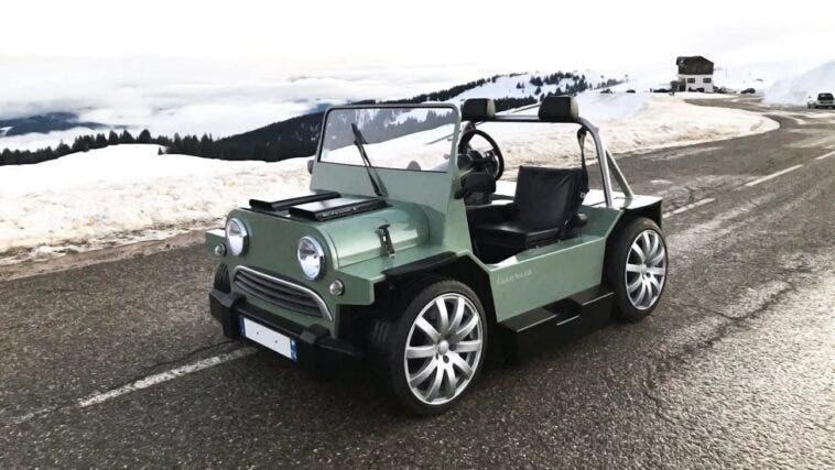 Mini Moke Maserati