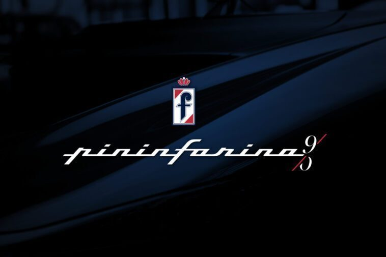 Logo Pininfarina 90