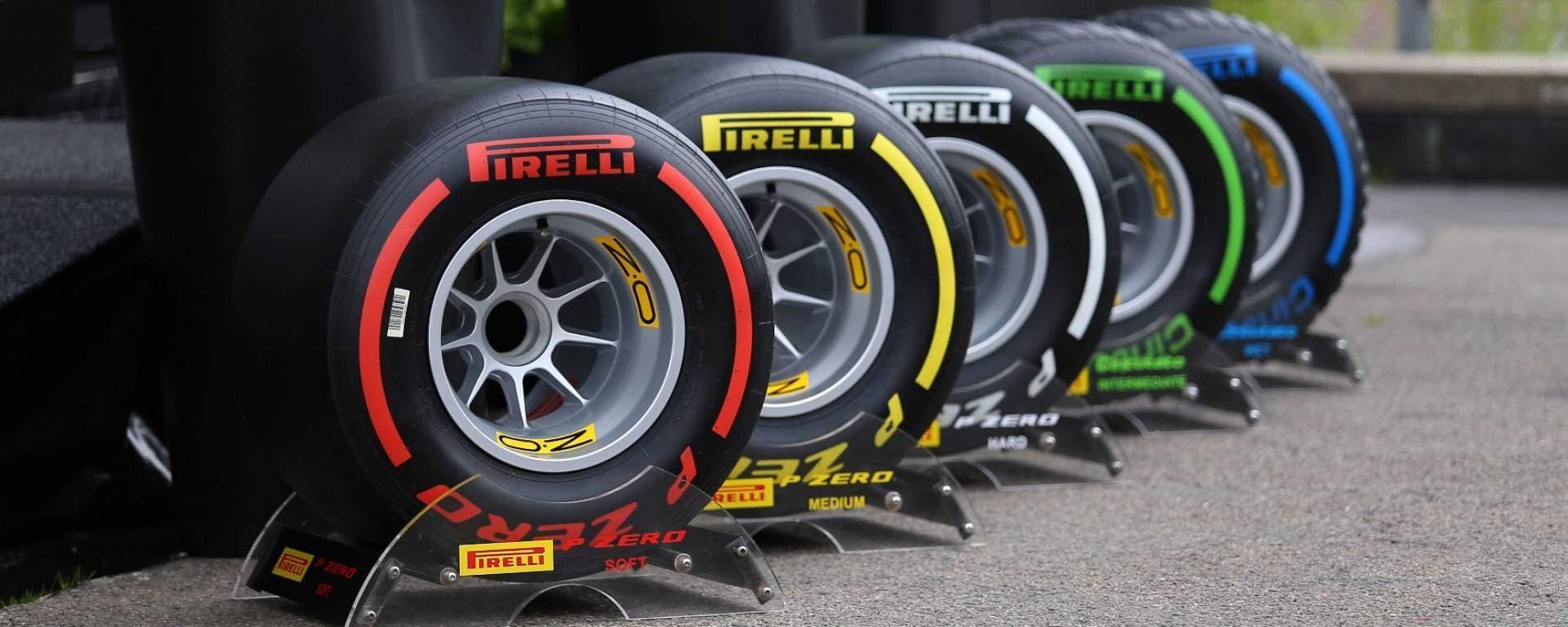 Pirelli - Formula 1