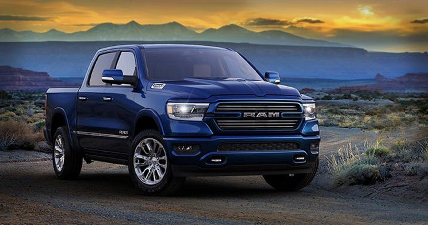 Ram 1500 Laramie Southwest Edition 2020