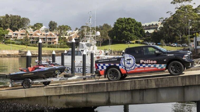 Ram 1500 NSW Police Marine