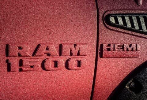 Ram 1500 Rebel JB Car Design