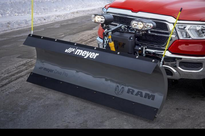 Ram 1500 Snow Plow Prep