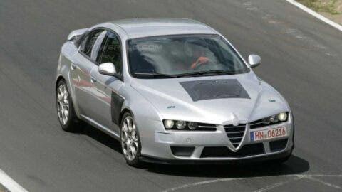 Alfa Romeo 159 GTA - 2