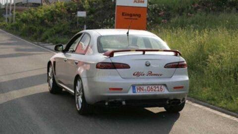 Alfa Romeo 159 GTA - 4