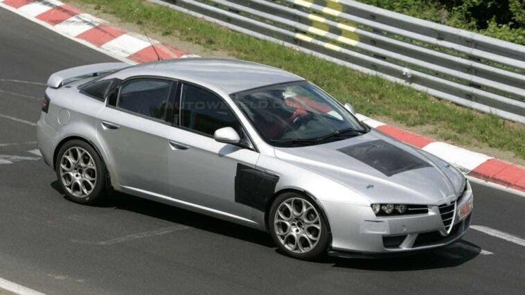 Alfa Romeo 159 GTA - 1