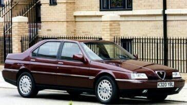 Alfa Romeo 164 - 1